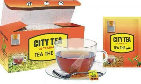 City Tea